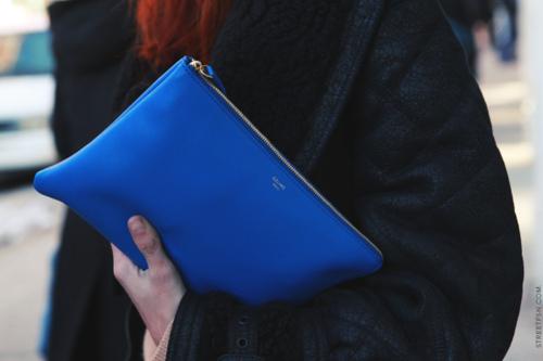 lambskin pouch | ? Pretty Fashion Forward