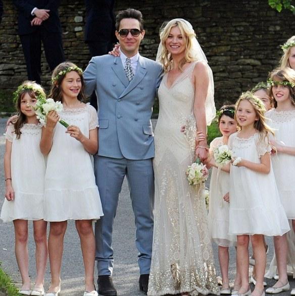 Kate Moss\'s wedding dress: it\'s Galliano & it Glitters! | ♡ Pretty ...