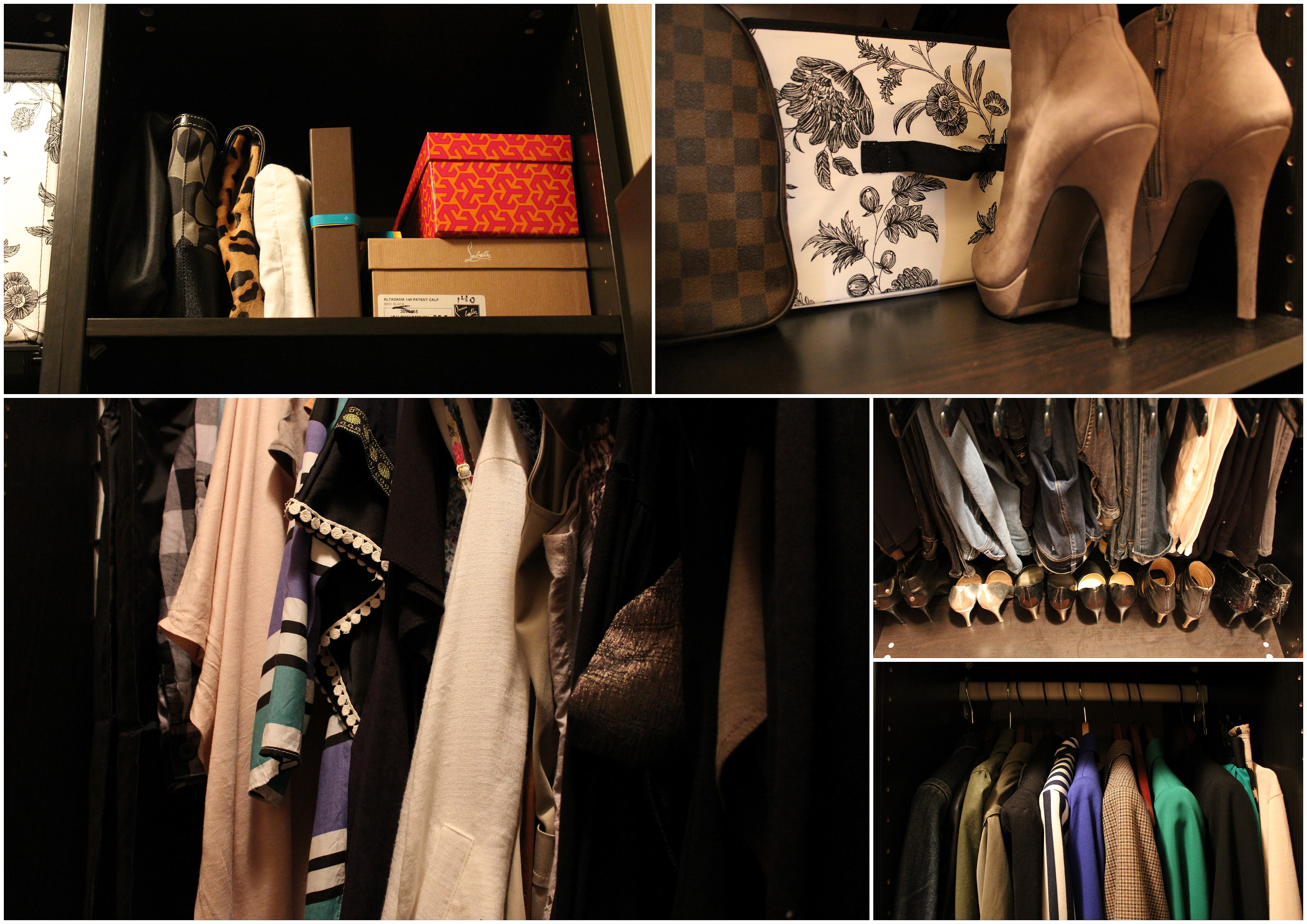 Let Me Tell You Something.. Iu0027m GLAD Itu0027s Over! I Worked On It For 2 Weeks  Straight (on The Weekends), Meaning That I Had To Put Away ALL Of My  Clothes!
