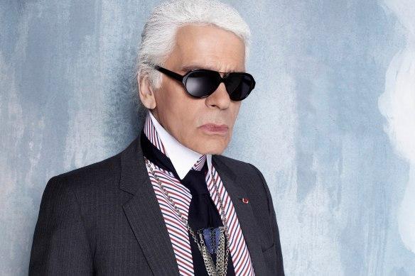 Karl Lagerfeld x Chanel