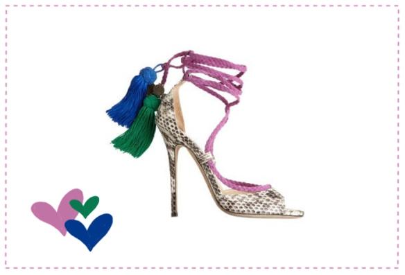 Jimmy Choo Dream Sandals S13