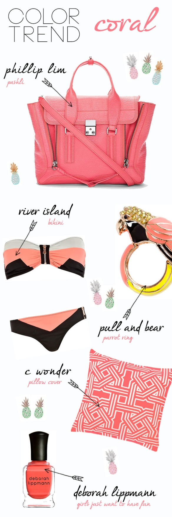 Color Trend - Coral