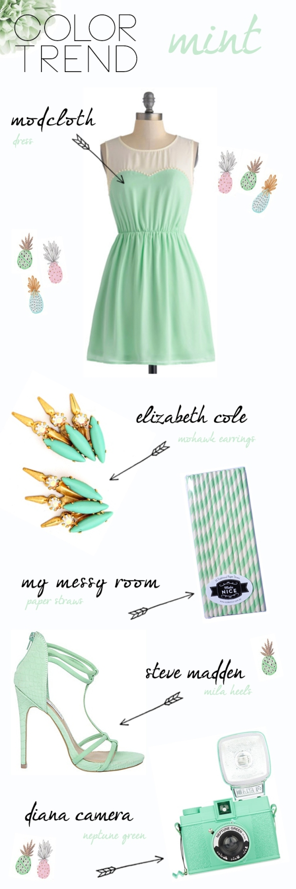 Color Trend - Mint